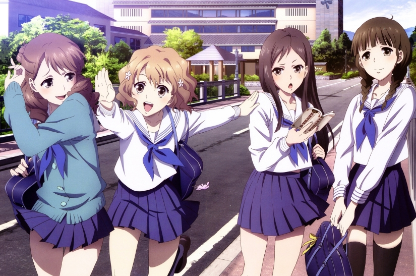 Hanasaku Iroha: Why I (Usually) Hate Shows About Friendship And Growth (Rant)